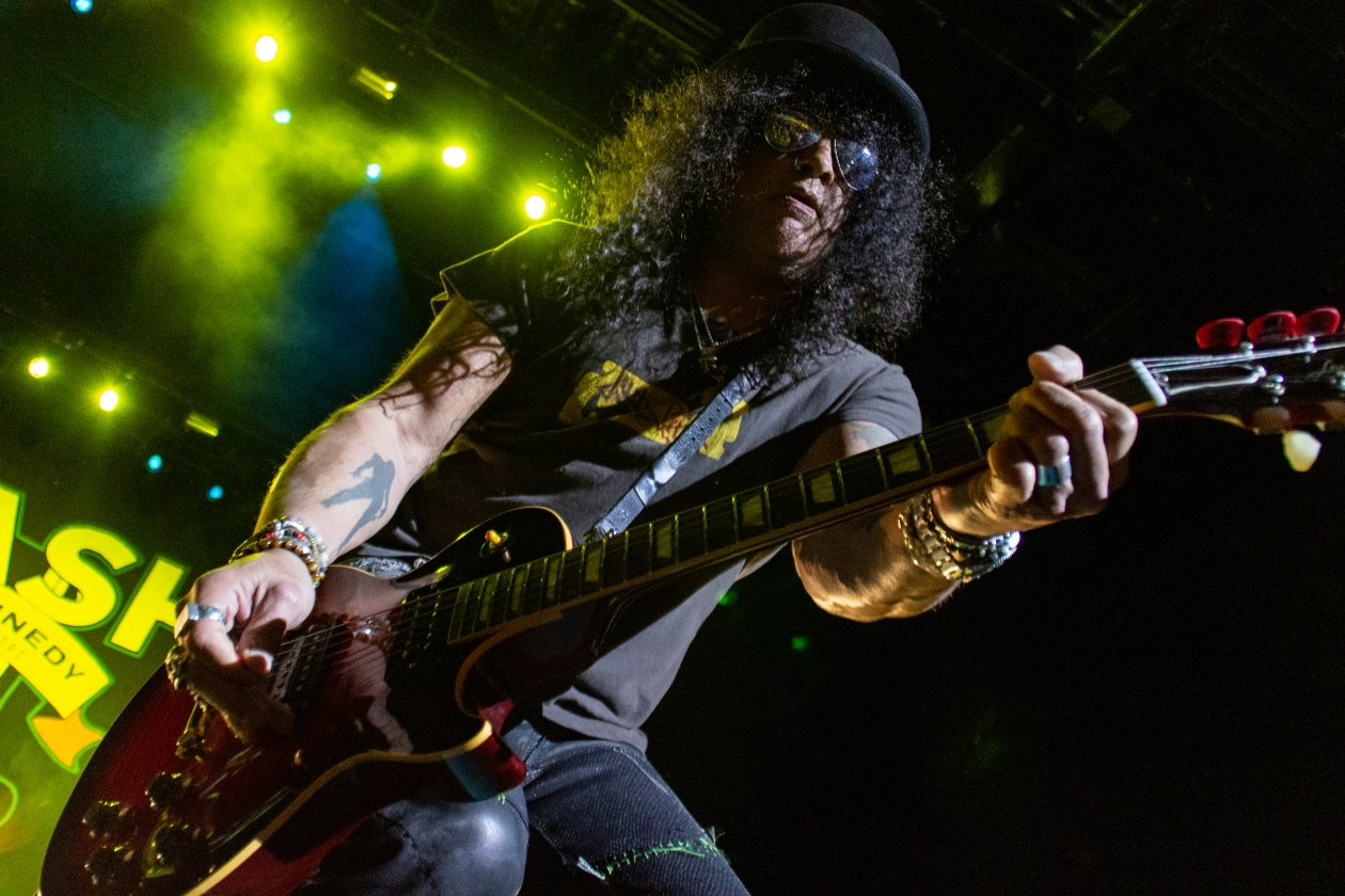 Slash – Slash in Berlin.