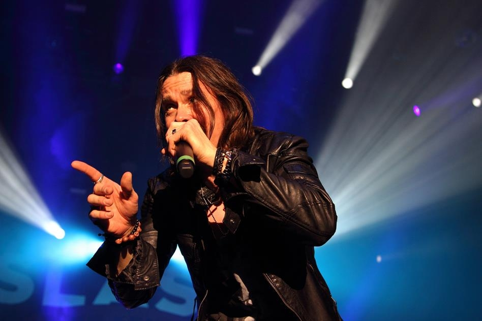 World On Fire: Slash, Myles Kennedy und die Conspirators. – Myles Kennedy.