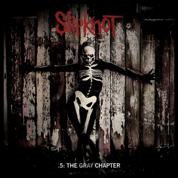 Slipknot - .5: The Gray Chapter Artwork