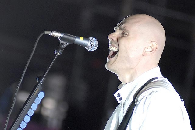 Die Smashing Pumpkins bei Rock Am Ring 2007 –