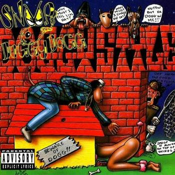 Snoop Doggy Dogg - Doggystyle Artwork