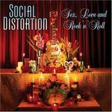 Social Distortion - Sex, Love And Rock'n'Roll Artwork