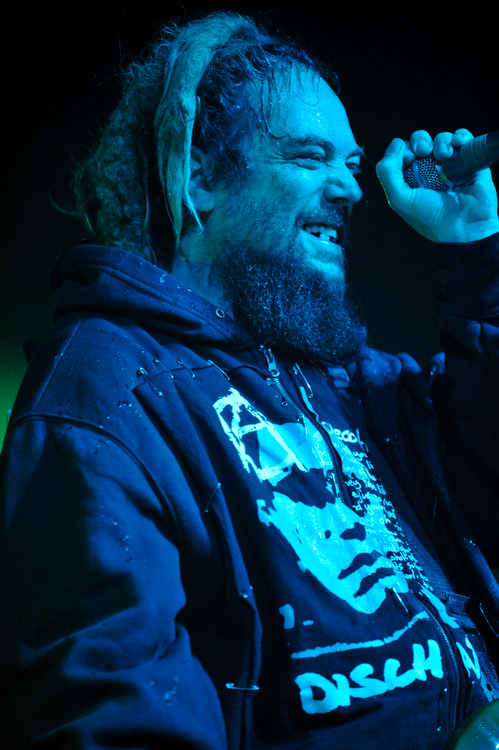 Soulfly – Bang your head to this! Max Cavalera in Rage. – Max Cavalera.
