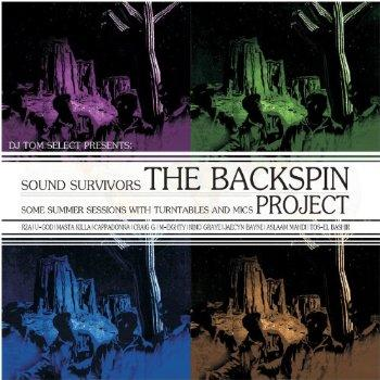 Sound Survivors - The Backspin Project Artwork