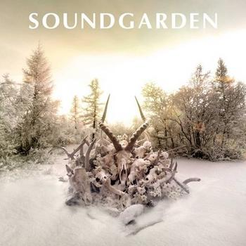 Soundgarden - King Animal Artwork