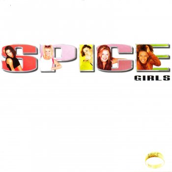 Spice Girls - Spice Artwork