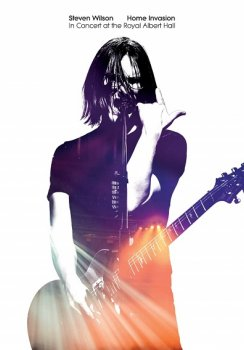 Steven Wilson - Home Invasion: Live At Royal Albert Hall Artwork