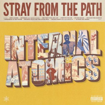 Stray From The Path - Internal Atomics Artwork