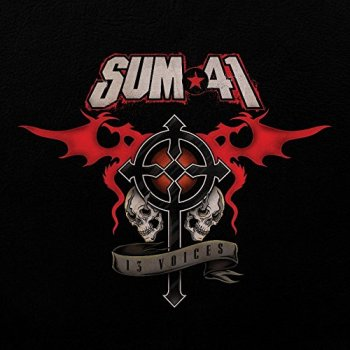 Sum 41 - 13 Voices Artwork