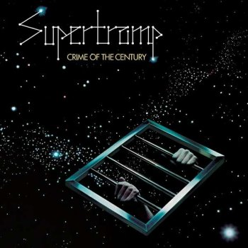 Supertramp - Crime Of The Century Artwork
