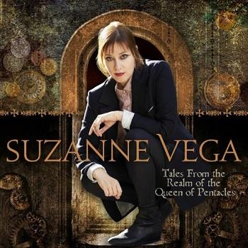 Suzanne Vega - Tales From The Realm Of The Queen Of Pentacles Artwork