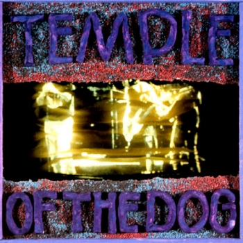 Temple Of The Dog - Temple Of The Dog Artwork