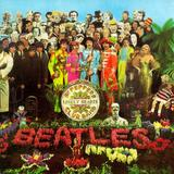 The Beatles - Sgt. Pepper's Lonely Hearts Club Band Artwork