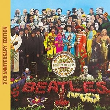 The Beatles - Sgt. Pepper's Lonely Hearts Club Band (Deluxe Anniversary Edition) Artwork