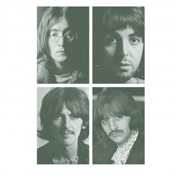 The Beatles - The Beatles (White Album - Deluxe Edition) Artwork