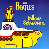 The Beatles - Yellow Submarine Artwork
