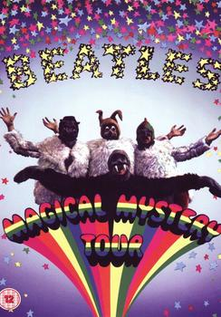 The Beatles - Magical Mystery Tour Artwork