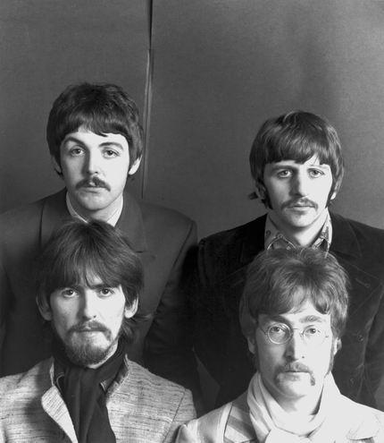The Beatles – Penny lane is in my ears and in my eyes.
