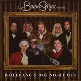 The Brian Setzer Orchestra - Wolfgang's Big Night Out Artwork