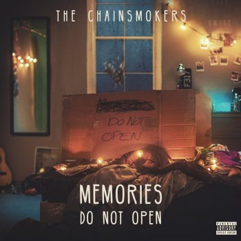The Chainsmokers - Memories... Do Not Open Artwork