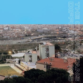 The Charlatans - Different Days Artwork