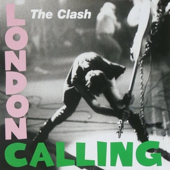 The Clash - London Calling Artwork
