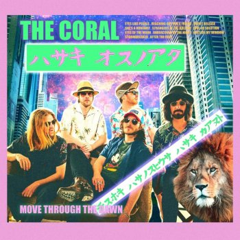 The Coral - Move Through The Dawn Artwork