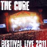 The Cure - Bestival Live 2011 Artwork