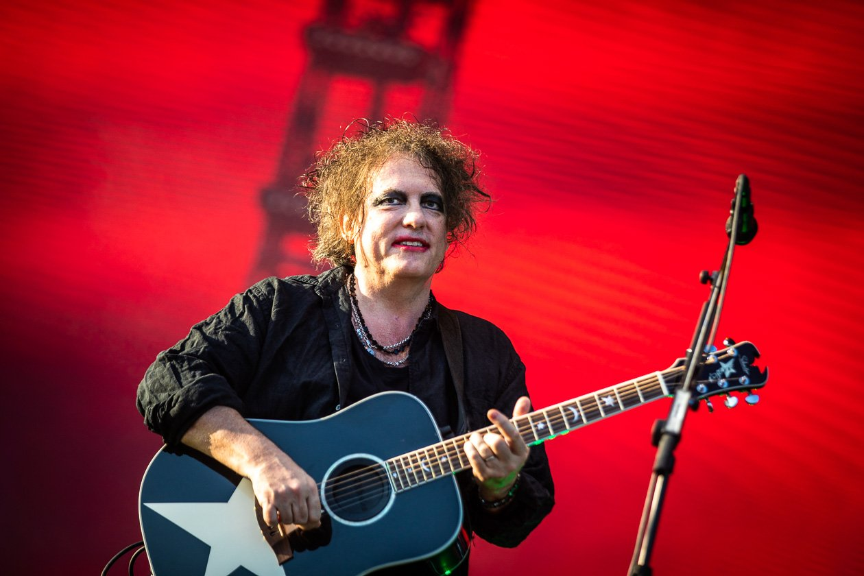 The Cure – The Cure.