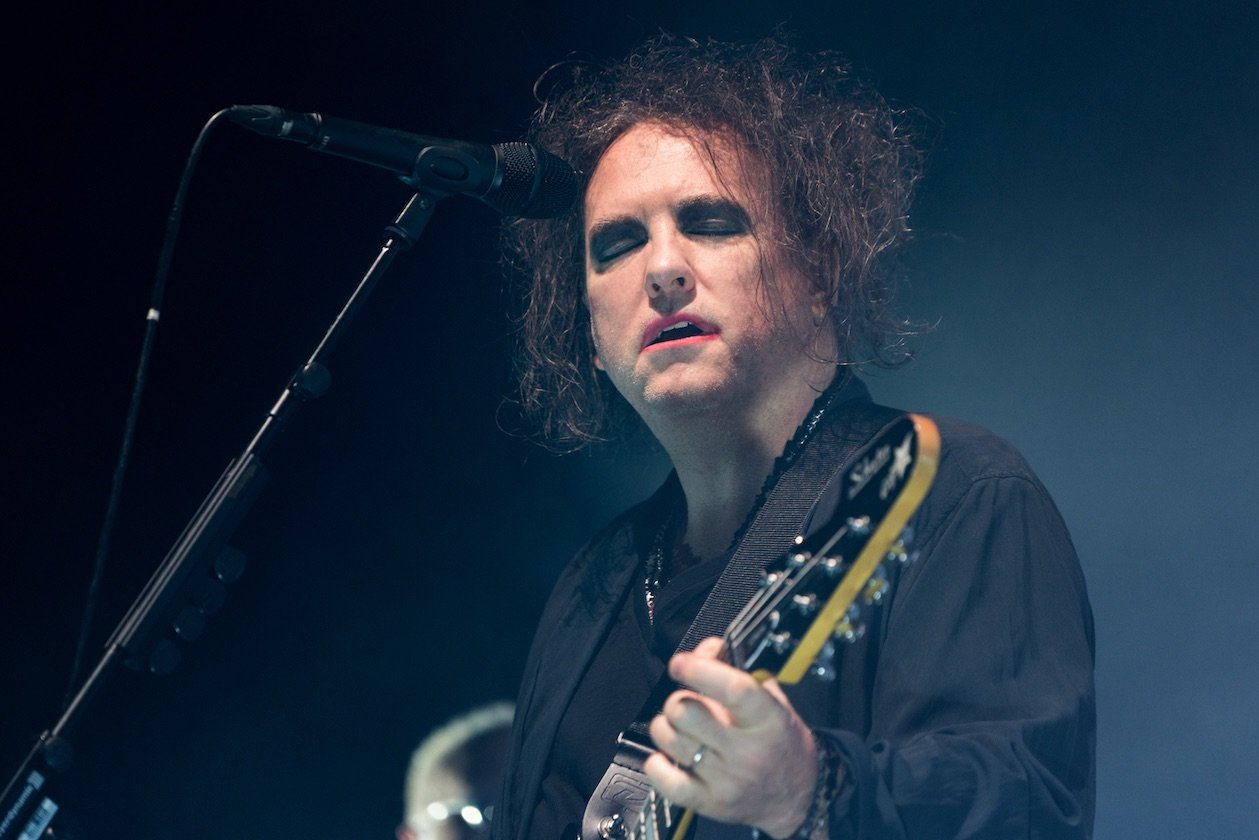 The Cure – Der 'Blast from the past' geht immer: Robert Smith und Gesellen on tour. – Robert Smith.