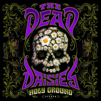 The Dead Daisies - Holy Ground Artwork