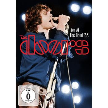 The Doors - Live At The Bowl '68 Artwork