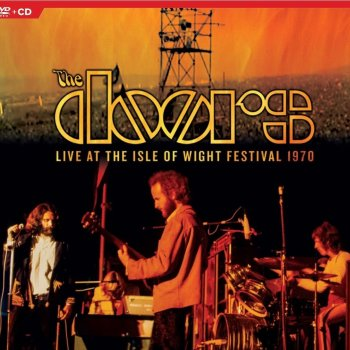 The Doors - Live At The Isle Of Wight Festival 1970 Artwork