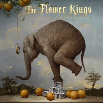 The Flower Kings - Waiting For Miracles Artwork