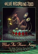 The Flower Kings - Meet The Flower Kings Artwork