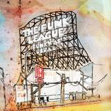 The Funk League - Funky As Usual Artwork