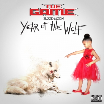 The Game - Blood Moon: Year Of The Wolf Artwork