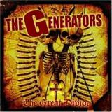 The Generators - The Great Divide Artwork