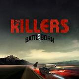 The Killers - Battle Born Artwork