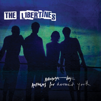 The Libertines - Anthems For Doomed Youth Artwork
