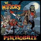 The Meteors - Psychobilly Artwork