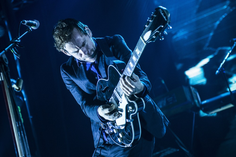 The National live in der Mitsubishi Electric Halle. – The National