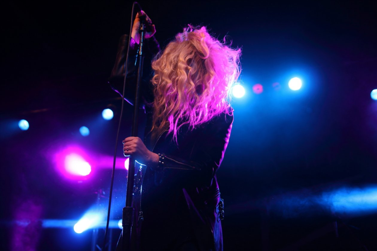 Vor Stone Sour gehts mit Taylor in die Hölle. – The Pretty Reckless.