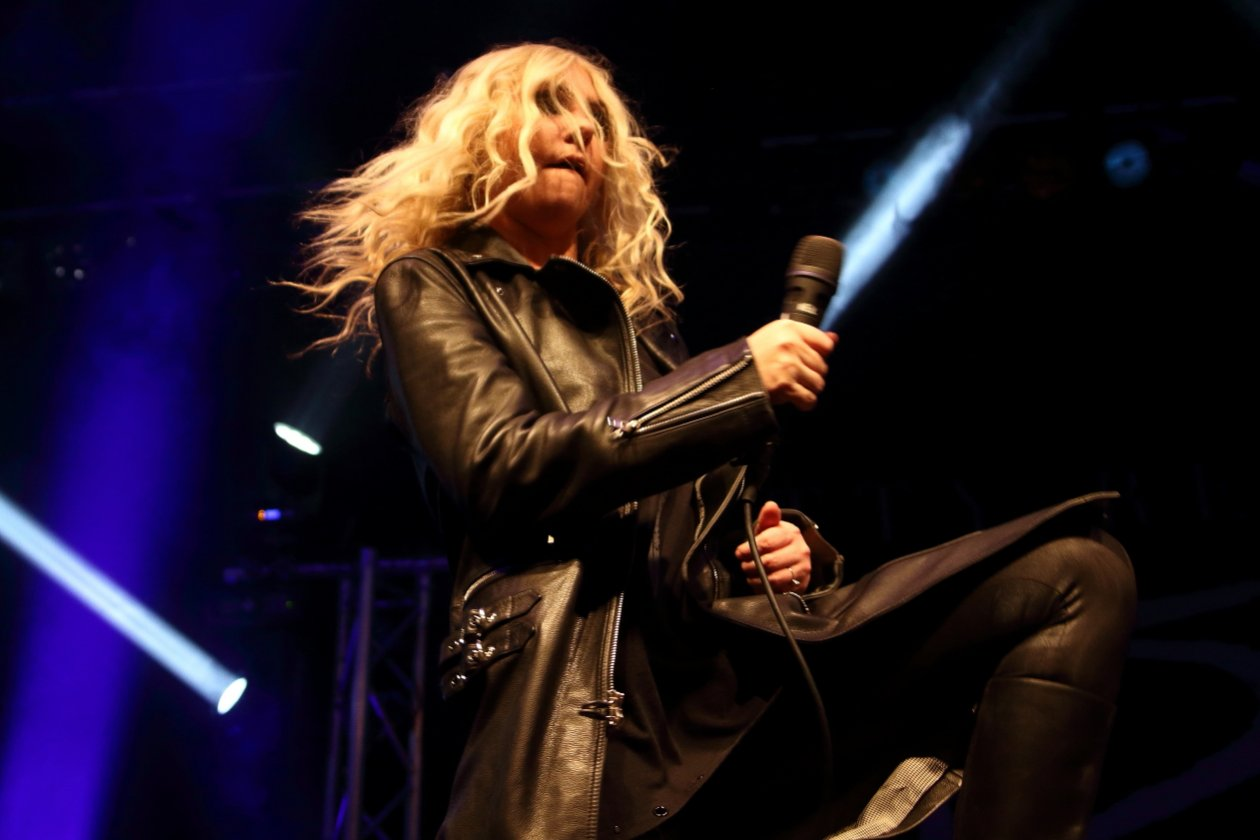 The Pretty Reckless – Vor Stone Sour gehts mit Taylor in die Hölle. – Going To Hell.