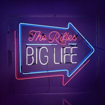 The Rifles - Big Life Artwork