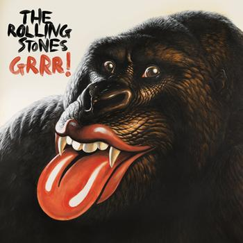 The Rolling Stones - Grrr! Artwork