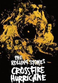 The Rolling Stones - Crossfire Hurricane Artwork