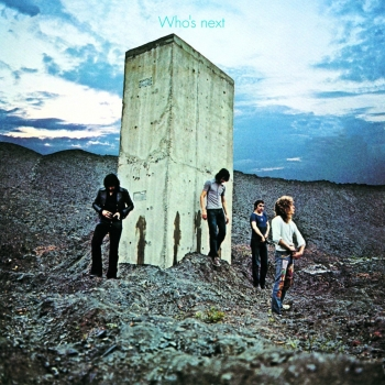 The Who - Who's Next Artwork
