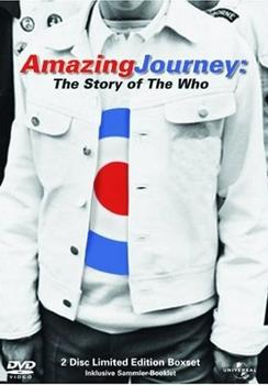 The Who - Amazing Journey: The Story Of The Who Artwork