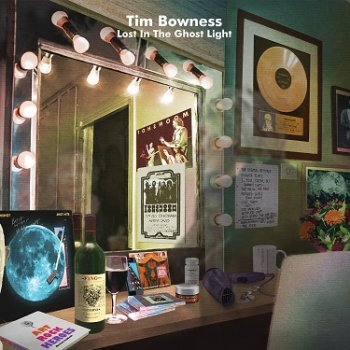 Tim Bowness - Lost In The Ghost Light Artwork